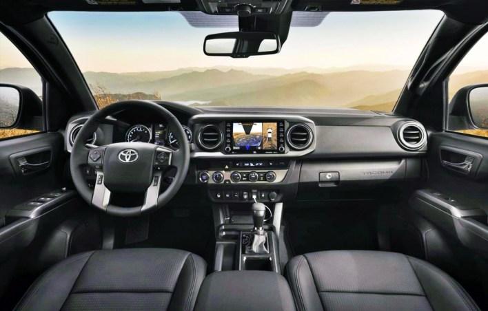 2022 Toyota Tacoma TRD Off-Road Interior