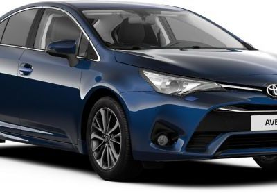 2018 Toyota Avensis front view