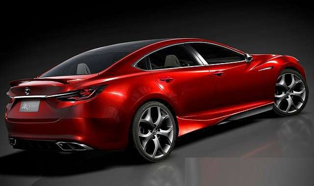 2018 mazda 6 sedan turbo wagon release changes diesel price. Black Bedroom Furniture Sets. Home Design Ideas