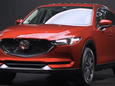 2018 Mazda CX-3 front view