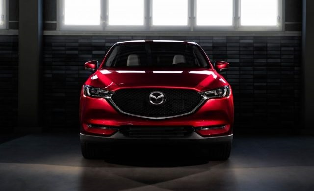 2018 mazda cx-7 front view