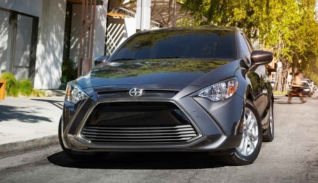 2018 toyota yaris iA review