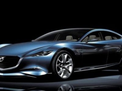 2018 Mazda RX-8 front