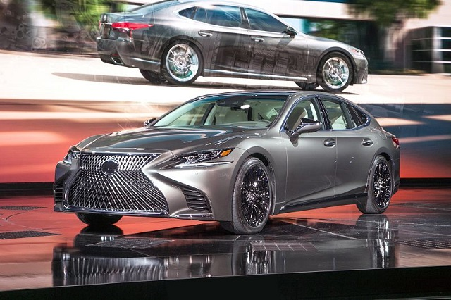 2019 Lexus IS specs