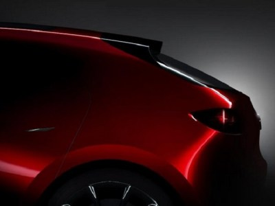 2019 Mazda3 Concept - A brief glimpse into the new generation