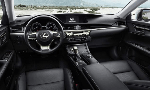 2019 lexus es 350 redesign changes specs price release date. Black Bedroom Furniture Sets. Home Design Ideas