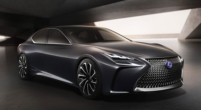 Lexus Full Electric And Fuel Cell Car Planned For 2020