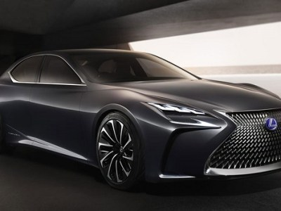 Lexus Full Electric and Fuel-Cell Car Planned for 2020
