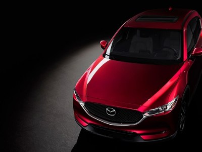 New Mazda red color - Soul Red Crystal