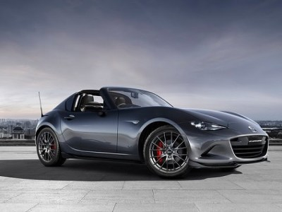 2018 Mazda MX-5 RF Limited Edition specs