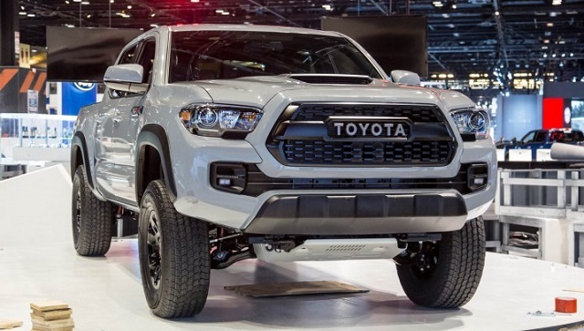 2018 Toyota Tundra with Cummins Diesel V8 Engine - Toyota ...