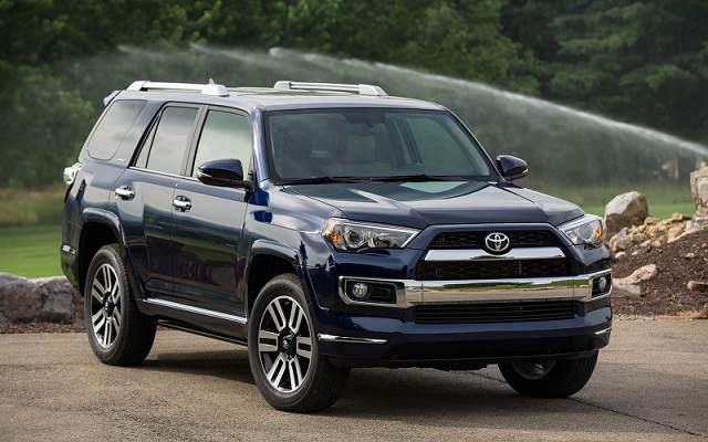 2019 Toyota 4runner 6th Gen Or End Of Production Toyota Mazda