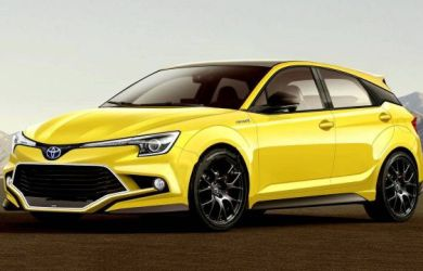 2019 Toyota Corolla GT front