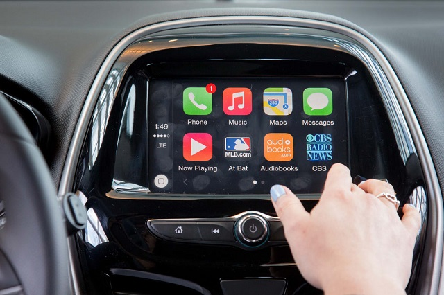 2018 Mazda Vehicles Will Came With Apple CarPlay