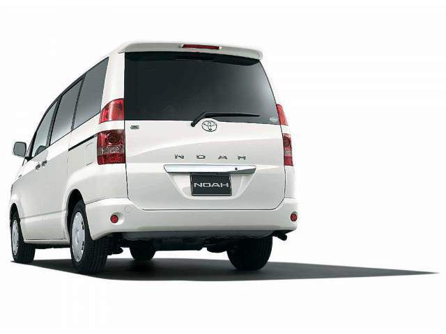 2018 Toyota Noah is a perfect Families Minivan - Toyota Mazda