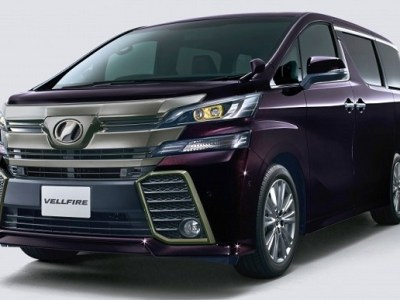 2018 Toyota Alphard and Toyota Velfire Facelifted and Presented