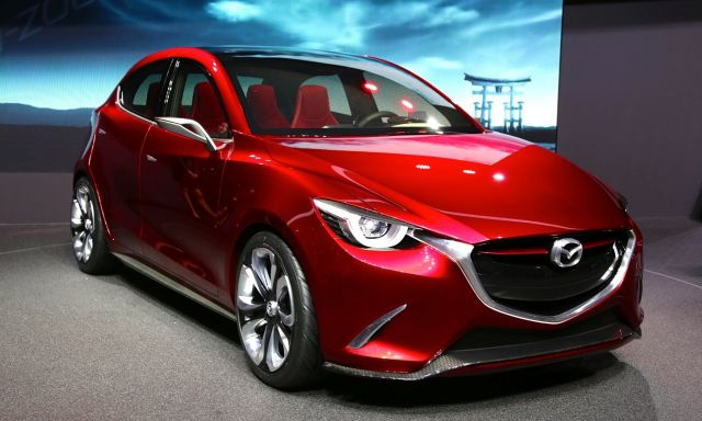 2019 Mazda 2 is Attractive compact City Car