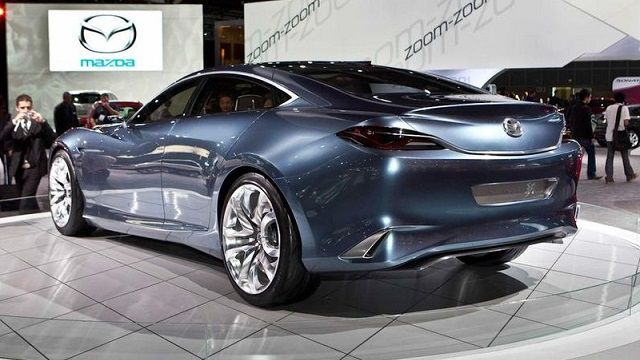 2019 Mazda 6 Turbo Expectations Specs And Release Date Toyota Mazda