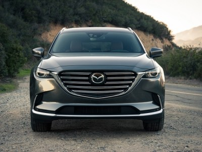2019 Mazda CX-9 front view