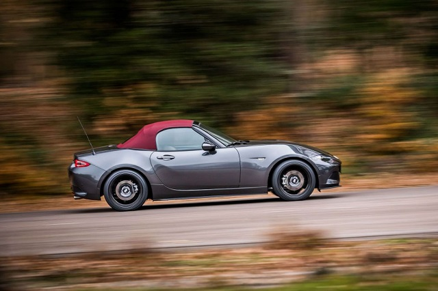 2019 Mazda MX-5 Z-Sport Limited Edition Review side view