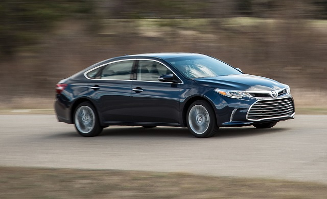2019 Toyota Avalon With New Design Will be Shown At 2018 Detroit Auto Show