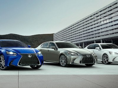 2019 Lexus GS 350 review