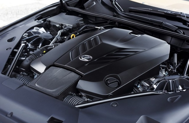 2019 Lexus CT engine