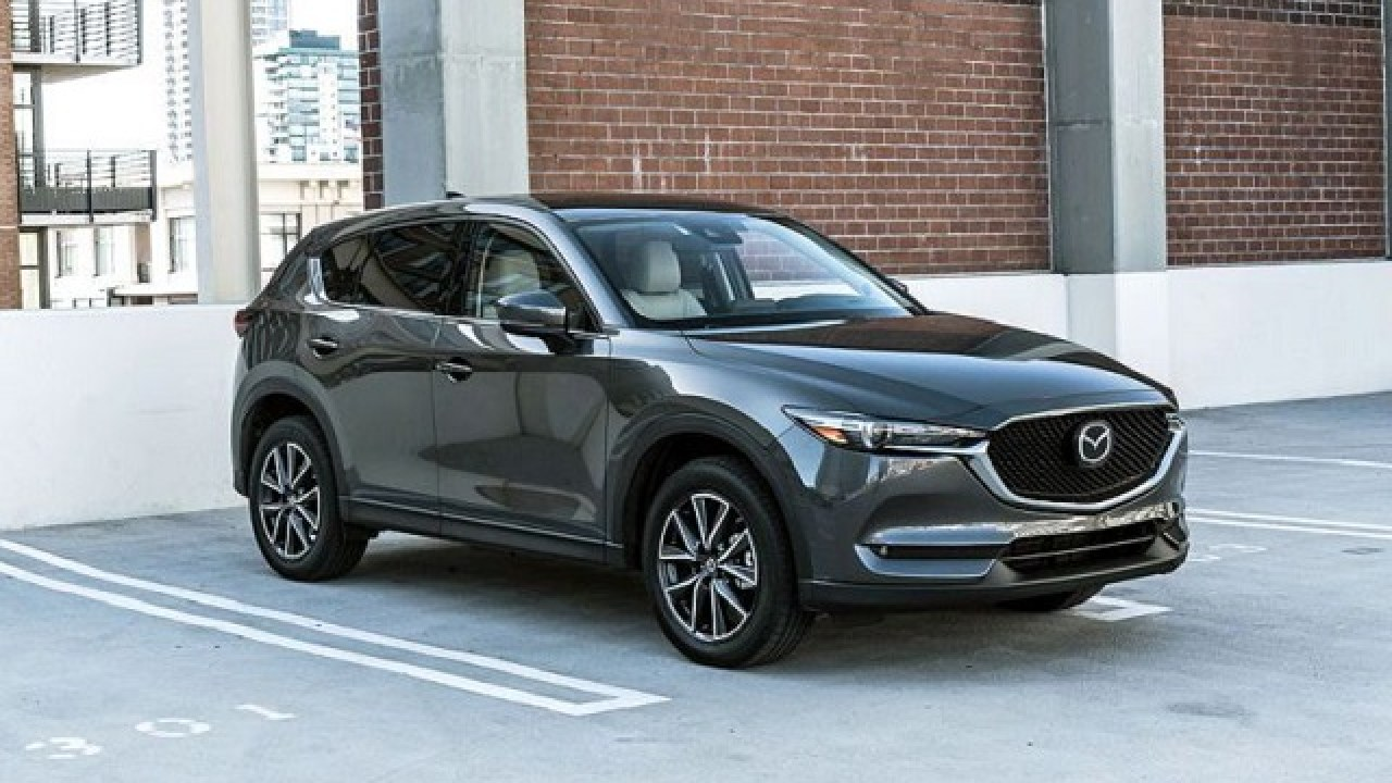Mazda cx 5 colors 2020