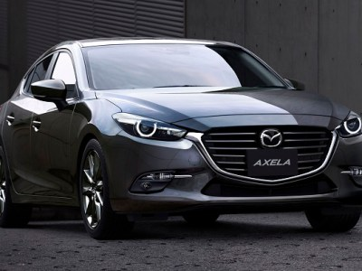 2018 mazda axela review