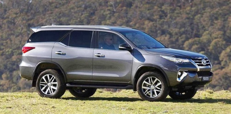 2019 Toyota Fortuner review - Toyota Mazda