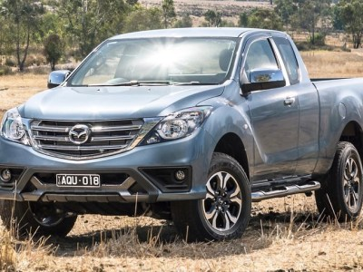 2020 Mazda BT-50 review