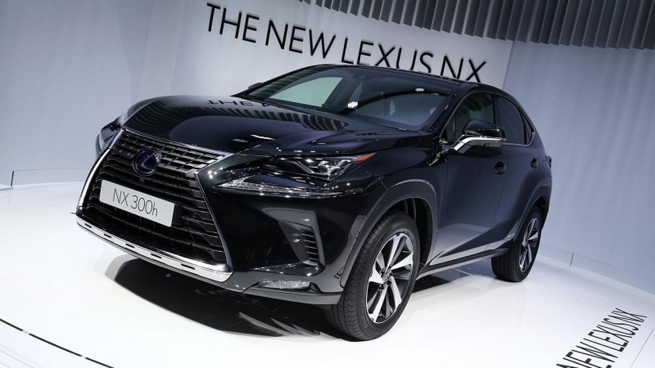 2021 Lexus Nx 300 Redesign - Car Wallpaper