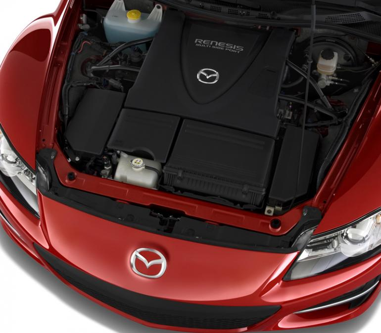 2019 Mazda RX-8 engine