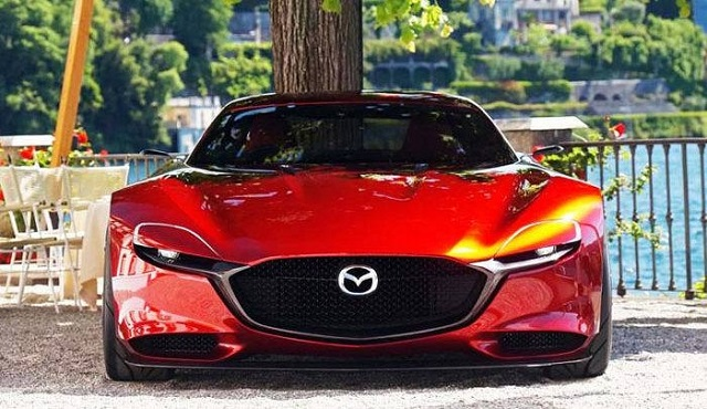 2019 mazda rx-8 front view