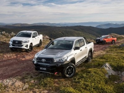 2020 Toyota Hilux review