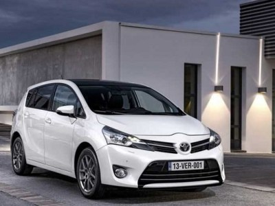 2019 Toyota Verso review