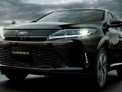 2019 Toyota Harrier review