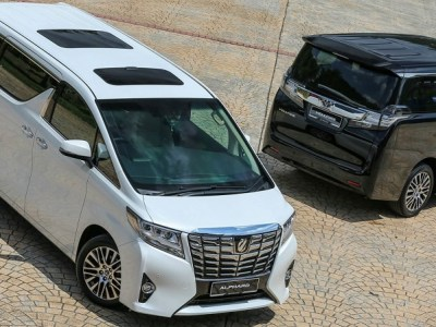 2019 Toyota Alphard review