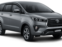 WARNA ABU ABU GRAY METALLIC TOYOTA NEW INNOVA NASMOCO