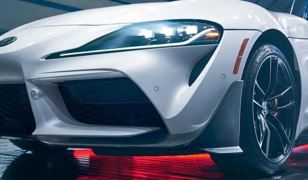 2022 Toyota Supra: