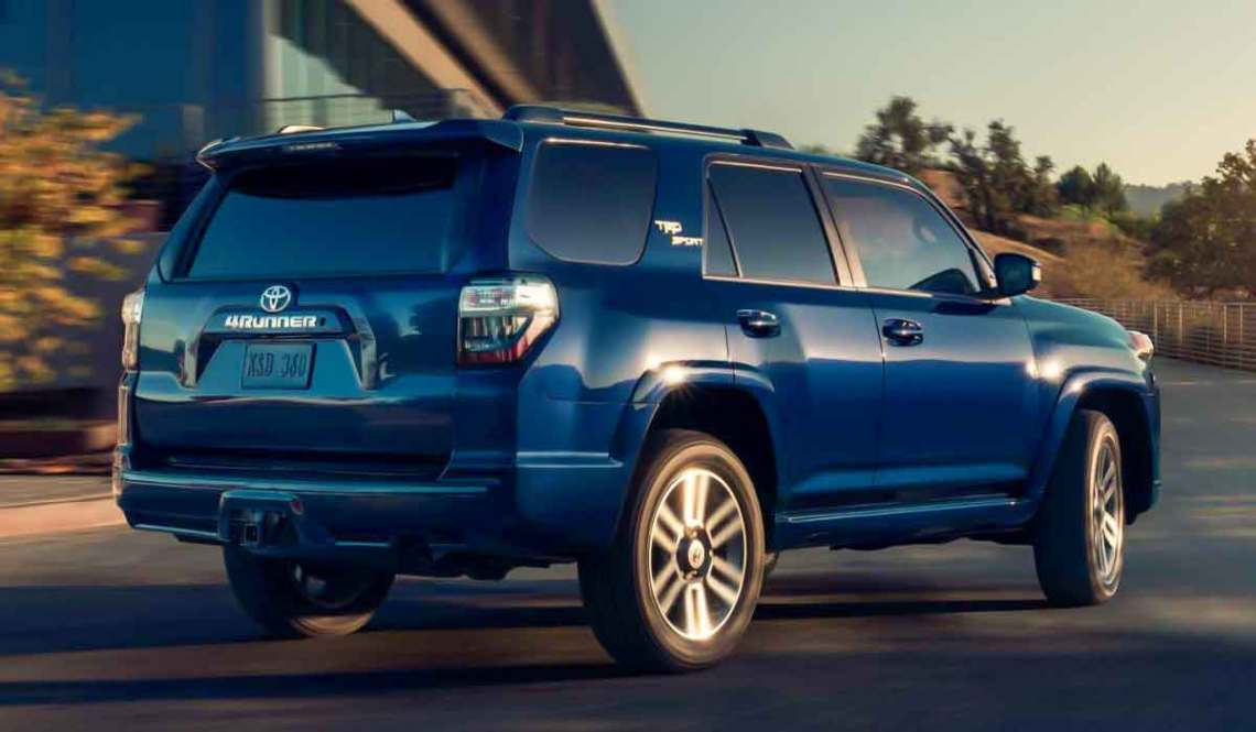 2023 Toyota 4Runner