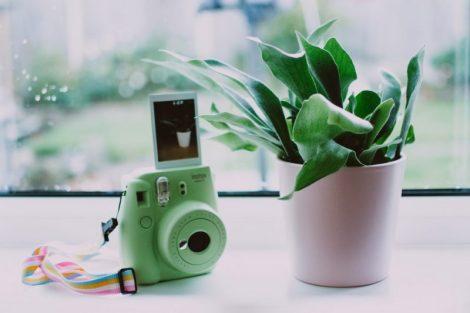 cámara instantánea fujifilm
