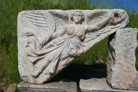 sculpture religius angel escultura antigua mitologia