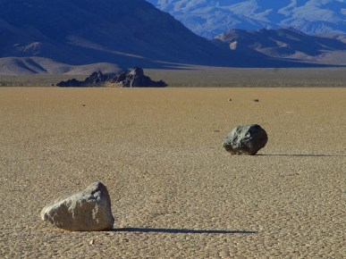 """THE TROVANTS THE MYSTERIOUS """"LIVING STONES"""""""