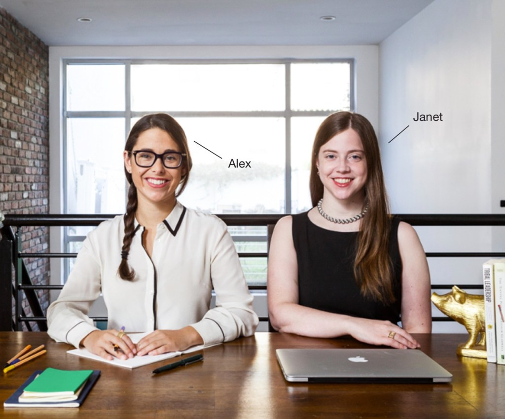 The Founders of Dame