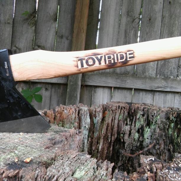 Toyride Axe