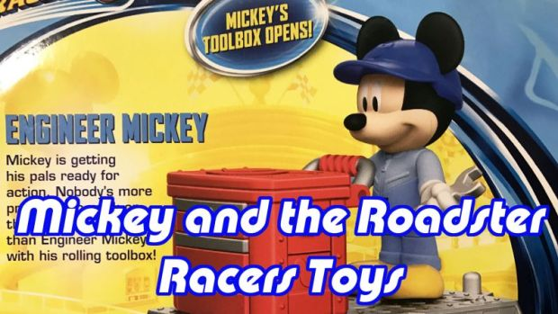 Disney Mickey and Roadsters Racers Toys Toy Royalty