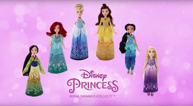 Disney Princess - Royal Shimmer