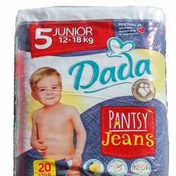 Подгузники-трусики Dada Premium Pantsy