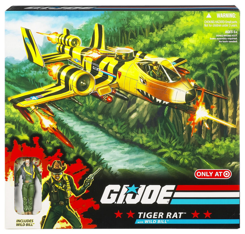 25th Anniversary Gi Joe Vehicles
